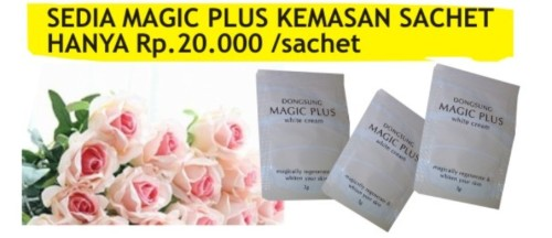 harga magic plus